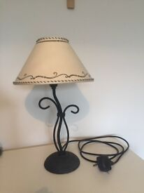 M&S Table lamp