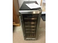 Caple Wine Cooler / Fridge Wi3113 Cabinet Slot-in or Stand Alone