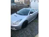 Toyota Celica spare or repairs