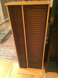 DVD / CD Storage Rack, Stand, Tower