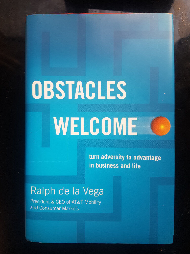 For Sale :[NEW] Obstacles Welcome: How to Turn Adversity into Advantage in Business and in Life