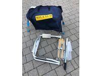 Milenco Motor Home Caravan Trailer Aluminium Leveller