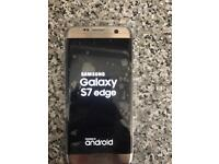 **brand new** Samsung S7edge