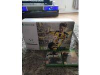 Xbox one plus 3 games