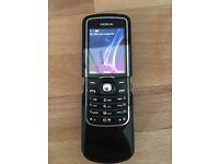 Nokia 8600 Luna Slide mobile phone