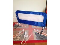 Mothercare portable Bed Rail suitable for toddlers pre-used