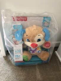 Fisher price interactive bear