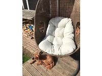 Zeila garden swing chair