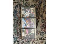 Sealed Star Wars dvds