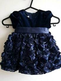 Baby girl party dress 9 months