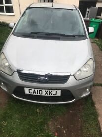 Ford c max 1.6 for sale