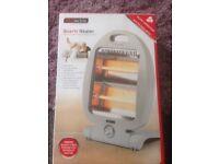 Prolectrix quartz heater brand new