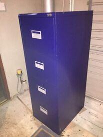 Purple Filing cabinet