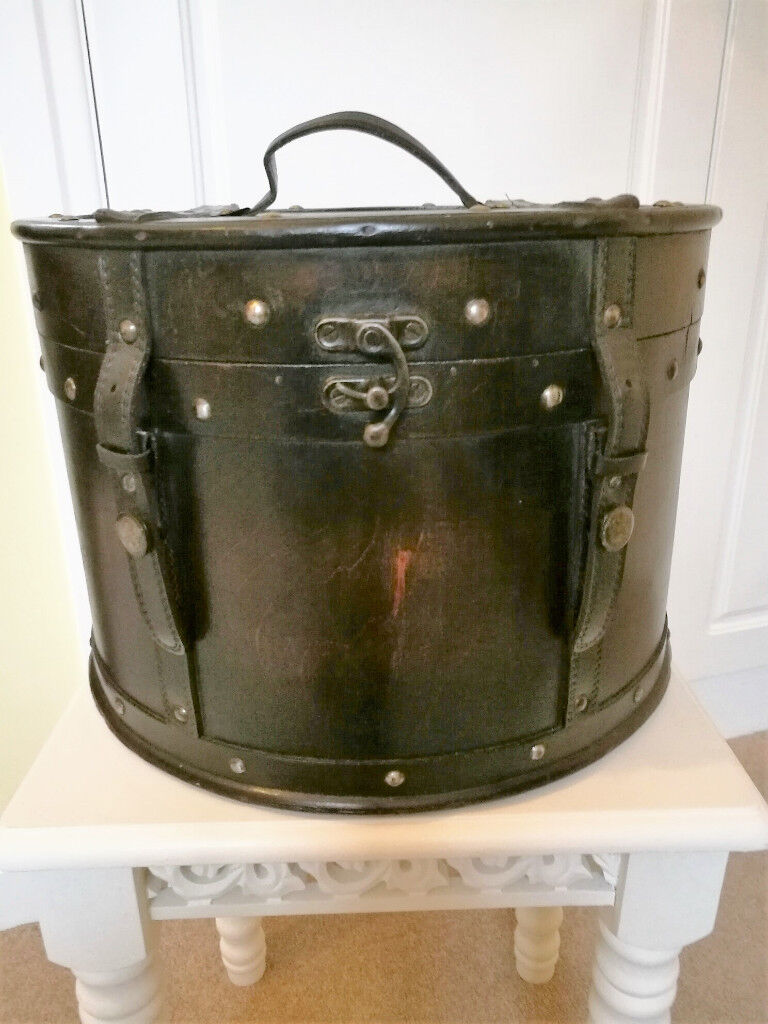 Wooden Hat Boxstorage Box In Leicester Leicestershire Gumtree