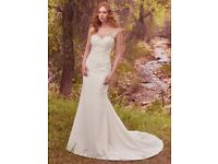 Maggie Sottero Dion Size UK12
