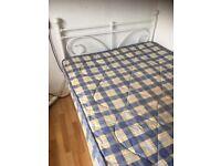 Small double mattress x 2 free