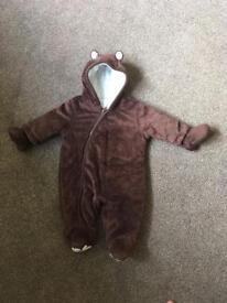 Mothercare Snowsuit 3-6 Months