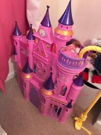Disney princess ultimate castle