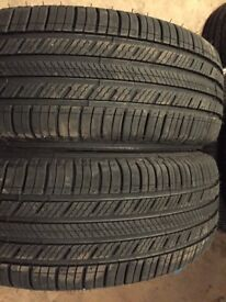 Pair of Brand New Michelin Tyres 205/65R15