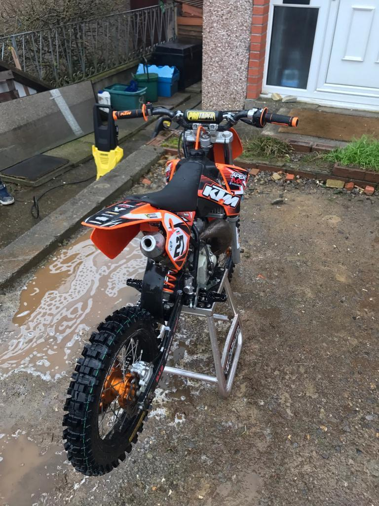 Ktm  Big Wheel Kit