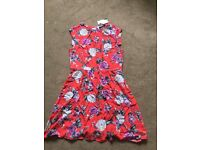 Ladies oasis size 12 dress. New with tags