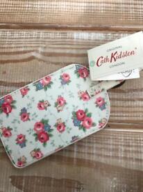 Cath Kidston luggage label
