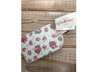 Cath Kidston luggage label