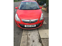 Vauxhall Corsa 2013 with VXR bumper For Sale!