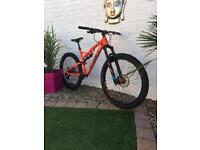WANTED Quality nearly new Mountain Bike. Specialized. Giant. Orange. Santa Cruz. Scott. Trek etc