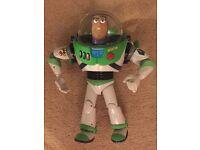 Toy story buzz lightyear figure