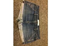 Abercrombie and fitch shorts w30/12