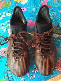 Size 3 Adidas Football Boots