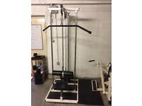 Commercial Grade Lat Pull Down
