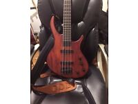 Epiphone Toby Deluxe IV 4 Bass Guitar