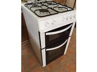 GAS COOKER, only been used twice