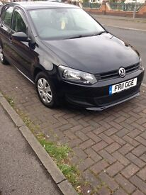 BARGAIN QUICK SALE 2011 VW POLO S 5doors *HPI CLEAR*Full service history*Genuine low miles