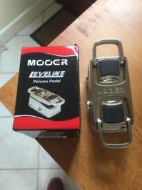 Mooer Leveline Volume Pedal