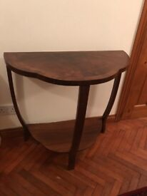 Hall/telephone table for sale