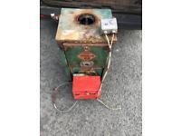 Boiler and burner just serviced £50