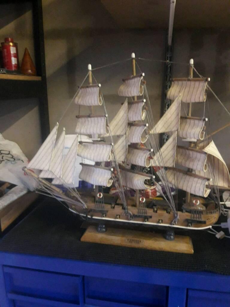 Collectable Ship