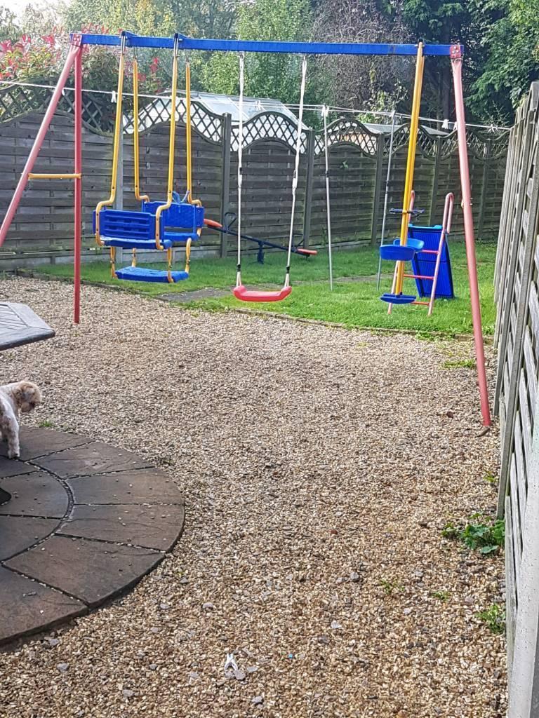 Kettler swing set
