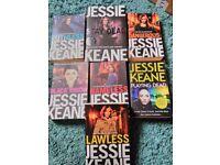 JESSIE KEANE NOVEL BOOKS!!!!