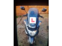For sale sym joy ride 125cc