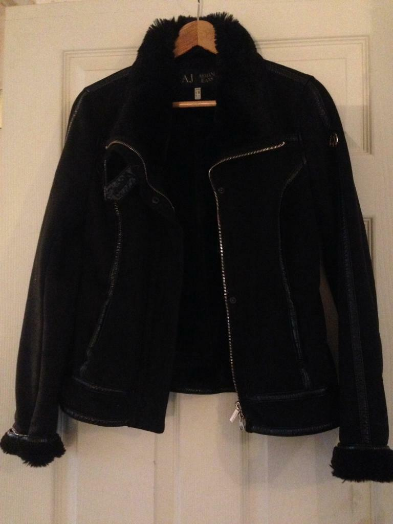 Women's genuine Armani jacket size 12