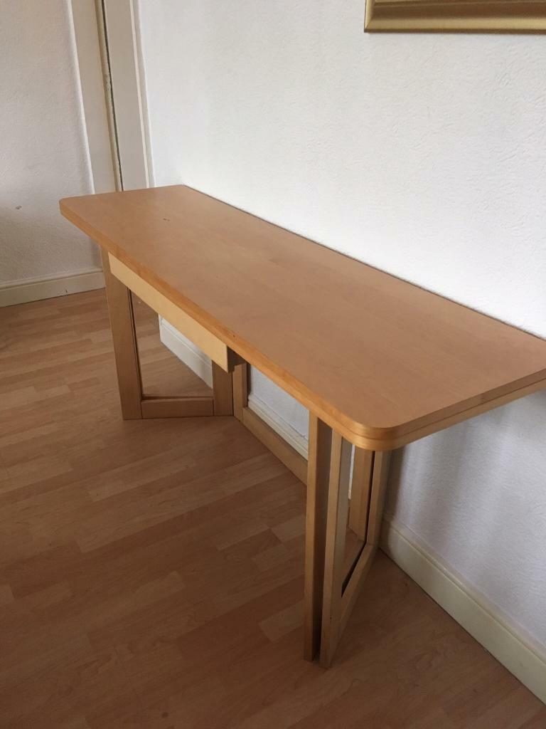 Console Dining Table Ikea In Bolton Manchester Gumtree