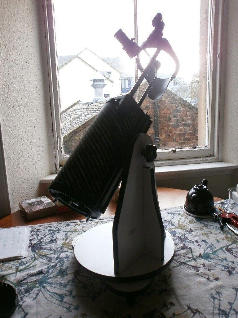 Skywatcher Heritage 130P FlexTube Dobsonian Telescope
