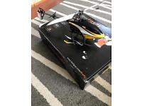 4 channel fixed pitch Trainer RC Helicopter 5 rechargeable battery's included excellent condition
