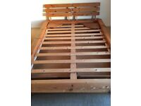 Nordics double bed