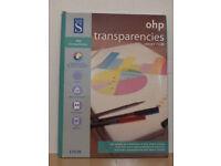 OHP TRANSPARENCIES