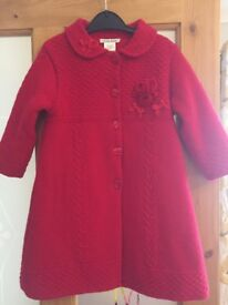 Sarah Louise knitted coat